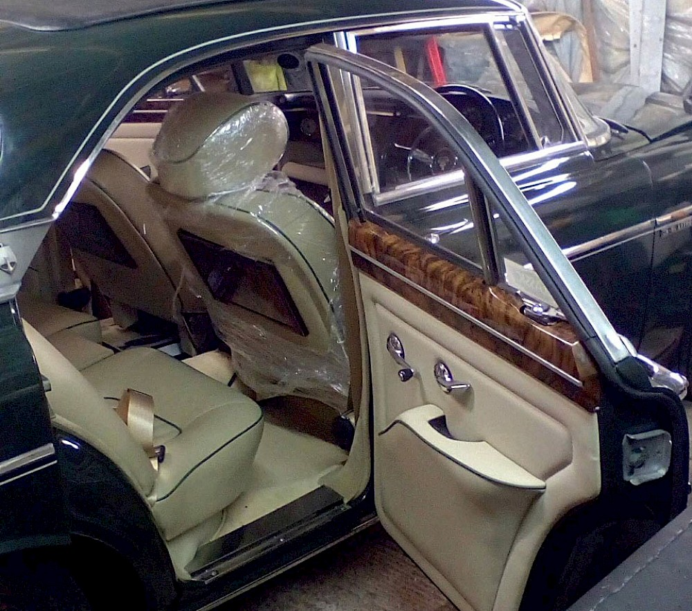 Rover P5 And P5b Saloon And Coupe Parts And Spares